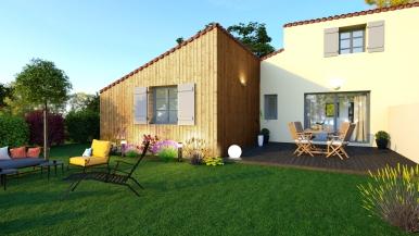Rénovation et extension à Auxonne